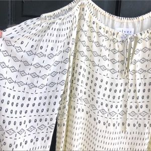 Velvet by Graham & Spencer Dresses - Velvet by Graham &Spencer Off-Shoulder Shift Dress